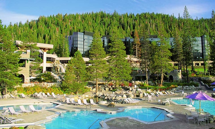 Resort at Squaw Creek - Olympic Valley, CA: Stay with a bottle of wine and $25 Dining Credit at Resort at Squaw Creek near Lake Tahoe, CA