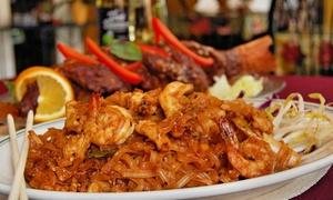 Thai Orchid Restaurant: $16 for $30 Worth of Thai Food at Thai Orchid Restaurant