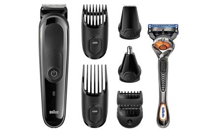Braun MGK3060 Multi Grooming Kit