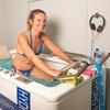 Séances d'aquabiking à Venelles