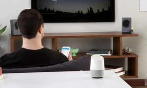 Google Home Assistant Collection Portable Wireless Speaker