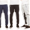 Vertical Sport Men's Moto Joggers with Zippered Pockets