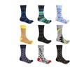 Alberto Cardinali Men's Patterned Dress Socks (24-Pack)
