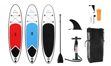 Go Venture Stand-Up Paddle Board and Accessories With Free Delivery