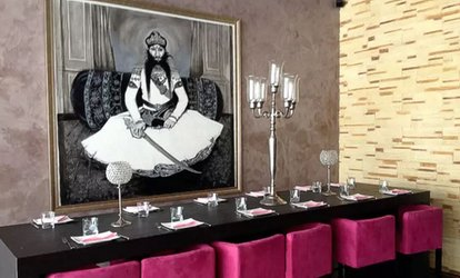 Up to £70 to Spend on Indian Cuisine and Drinks for Up to Four at Pink Turban (Up to 52% Off)