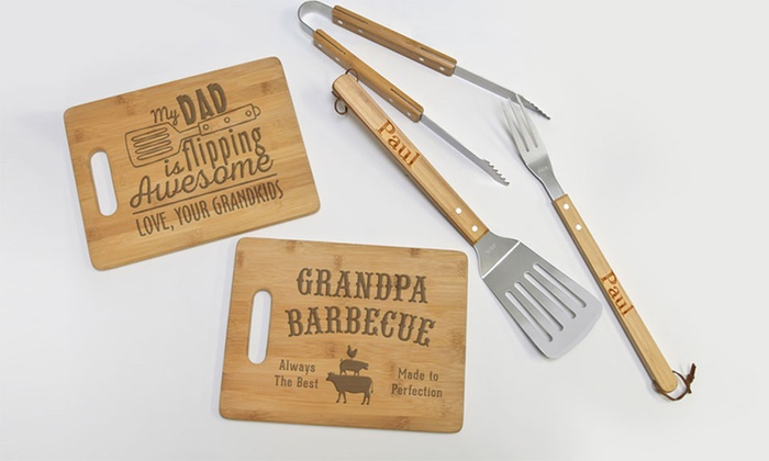 BBQ Tools from Monogram Online (Up to 83% Off. 6 Options Available.
