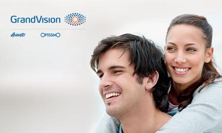 GrandVision - 2x1 su tutte le lenti a contatto presenti in 300 negozi