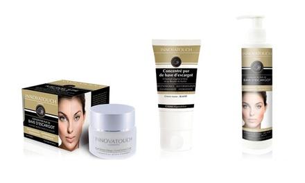 Innovatouch Kosmetikartikel mit Konzentrat aus Schneckensekret