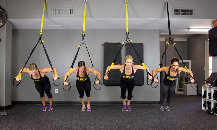FLEXcity Fitness at Lansing - Downtown: $20 for Three Classes at FlexCity Fitness ($45 Value)