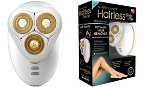 NuBrilliance Hairless Body and Legs Shaver