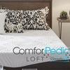 """ComforPedic Loft 12"""" Premium NRGel Memory Foam Mattress"""