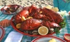 J. Lionel Maine Lobster Company: Seafood Packages from J. Lionel Maine Lobster Company (Up to 40% Off). 3 Options Available.