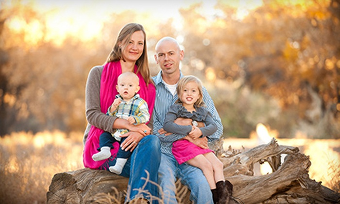 Bryan's Photography - Rio Rancho: $35 for a Half-Hour Family Portrait Session with Prints at Bryan's Photography (Up to $140 Value)