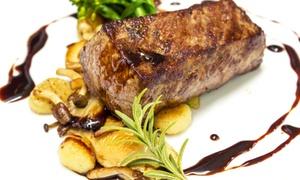 Le Fin Bec (restaurant): Menu fine cuisine française en 4 services pour 2 à 39 € au restaurant le Fin bec