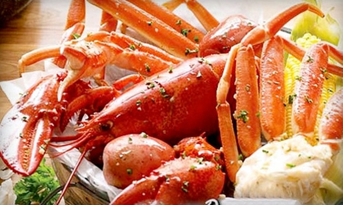 The Original Crab Shack - ROCfish: Seafood for Dinner or Lunch at The Original Crab Shack (40% Off)