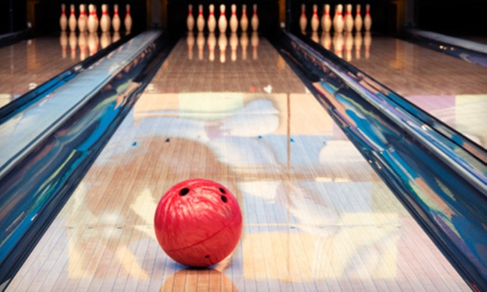 Paulding Bowling Center - Dallas: Seven Games of Bowling with Rental Shoes, Popcorn, and Drinks for Two or Four at Paulding Bowling Center (Up to 82% Off)