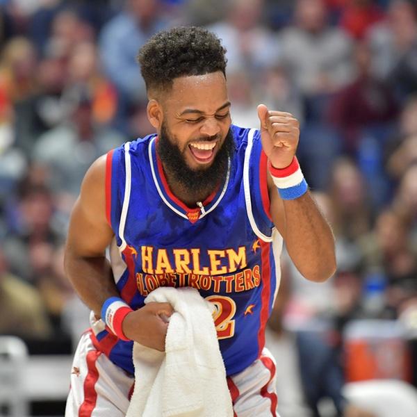 Harlem Globetrotters Game on November 23–25