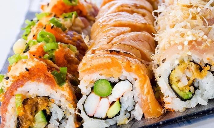 Oyishi Sushi - Clinton: $5 Off a Purchase of $35 or More at Oyishi Sushi