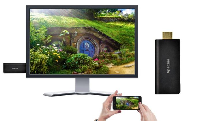 Dispositivo Apachie HDMI con WiFi