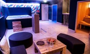 Dans ma Bulle Loos: 1h30 de spa privatif en espace intense avec boisson et fruit pour 2 personnes dès 64,90 € chez Dans ma Bulle Loos