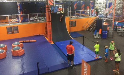 Up to 45% Off Jump Passes, Party, or Camp at Sky Zone Fenton