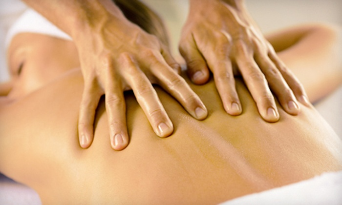 The Spa at Larry North Fitness - East Dallas: $139 for a Spa Package with a Massage, Microdermabrasion, and Express Mani-Pedi at The Spa at Larry North Fitness ($285 Value)