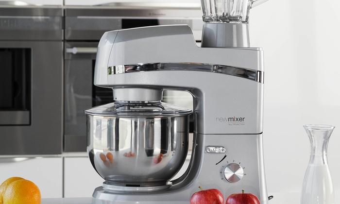 Jusqu A 70 Robot De Cuisine Newmix Groupon