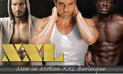 image for Men in Motion XXL (April 20 or May 25)