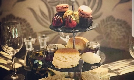 Afternoon Tea for Two or Four at Blenheim House Hotel