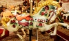 Up to 64% Off at The New England Carousel Museum