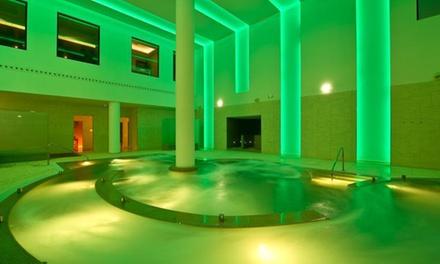 Asturias: 1 o 2 noches con habitación doble, desayuno, circuito termal y cena en hotel Zen Balagares 4*