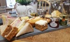 Bumbles Tea & Coffee Lounge - Bumbles Tea & Coffee Lounge: Afternoon Tea for Two or Four at Bumbles Tea & Coffee Lounge