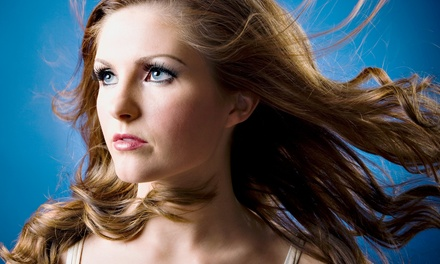 Haircut, Blow-Dry, and Style with Optional Deep Conditioning or Highlights at Kay's Salon & Spa (Up to 55% Off)