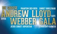 """2 Tickets für """"Die große Andrew Lloyd Webber Gala"""" am 29. März 2018 in der Mitsubishi Halle Düsseldorf (bis 40% sparen)"""