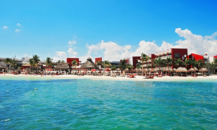 All Inclusive Temptation Resort Spa Cancun Adults Only