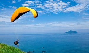 Skysurf Canberra Paragliding School: Tandem Paragliding Experience for One ($149) or Two ($295) at SkySurf Canberra Paragliding School (Up to $520 Value)