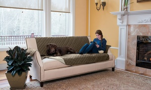 Reversible Quilted Soft Furniture Protector