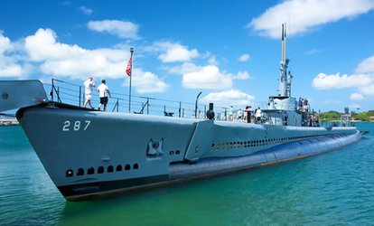 One, Two, or Four Tickets to USS Bowfin Submarine <strong>Museum</strong> & Park (Up to 48% Off)