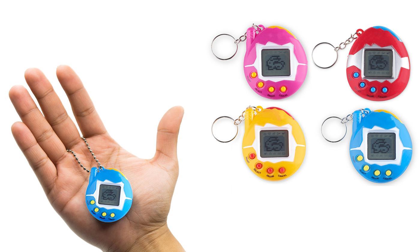 Retro Virtual Pocket Pets Mini Console