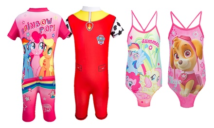 CharacterThemed Swimming Costume in Choice of Design