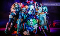 The Circus of Horrors, 10 January - 24 April 2017, Multiple Locations (Up to 48% Off)