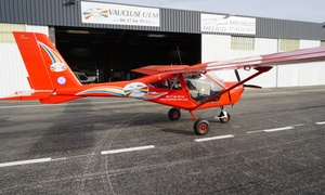 SASU GIBERT: Initiation de vol au pilotage au choix dès 50 € au centre Sasu Gibert