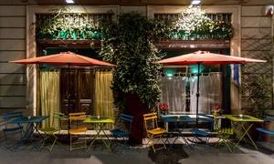 Lapa (Milano): Aperitivo brasiliano con drink a scelta per 2 o 4 persone da Lapa, zona Porta Venezia (sconto fino a 54%)
