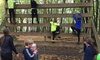 Nuclear Races Wild Forest - Brentwood: Obstacle Course for One Child or Adult with Nuclear Wild Forest (Up to 47% Off)
