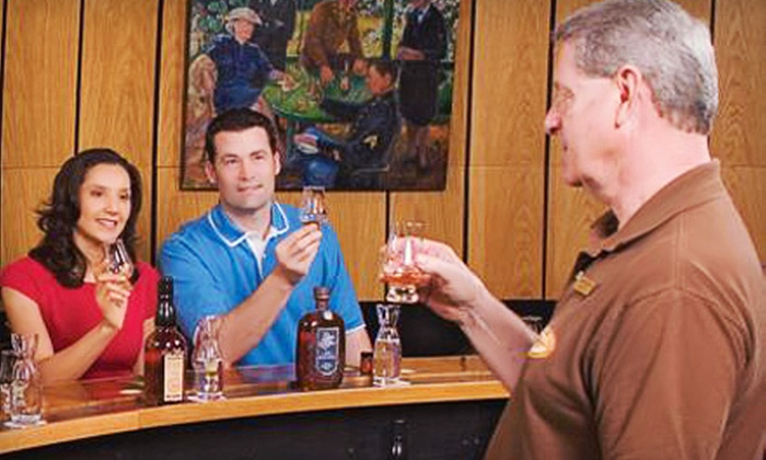 Heaven Hill Distilleries - Bardstown: Distillery Tour and Tasting for Two, Four, or Eight at Heaven Hill Distilleries (Up to 56% Off)