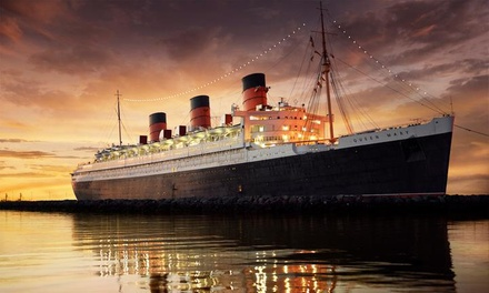 $20 for One General Admission Ticket to The Queen Mary; Valid Until December 31, 2019
