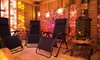 Himalayan Salt Cave and Spa - Cheat Lake: Salt-Cave Sessions at Himalayan Salt Cave and Spa (Up to 57% Off). Four Options Available.