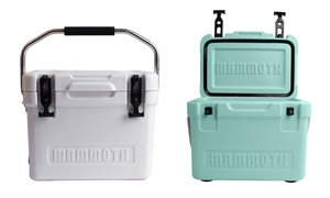 Mammoth Cruiser Roto-Molded Cooler and Insulated Beverage Holder