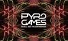 Pyro Games: Duell der Feuerwerker