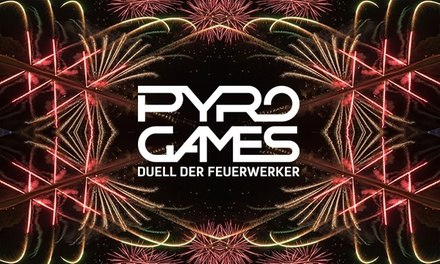Pyro Games – Das Duell der Feuerwerker in Berlin-Hoppegarten, Rüdersdorf, Bottrop od. Neubrandenburg (bis zu 51% sparen)